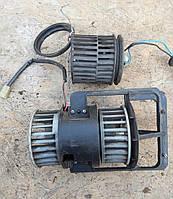 Электродвигатель (мотор) печки старого образца Газель