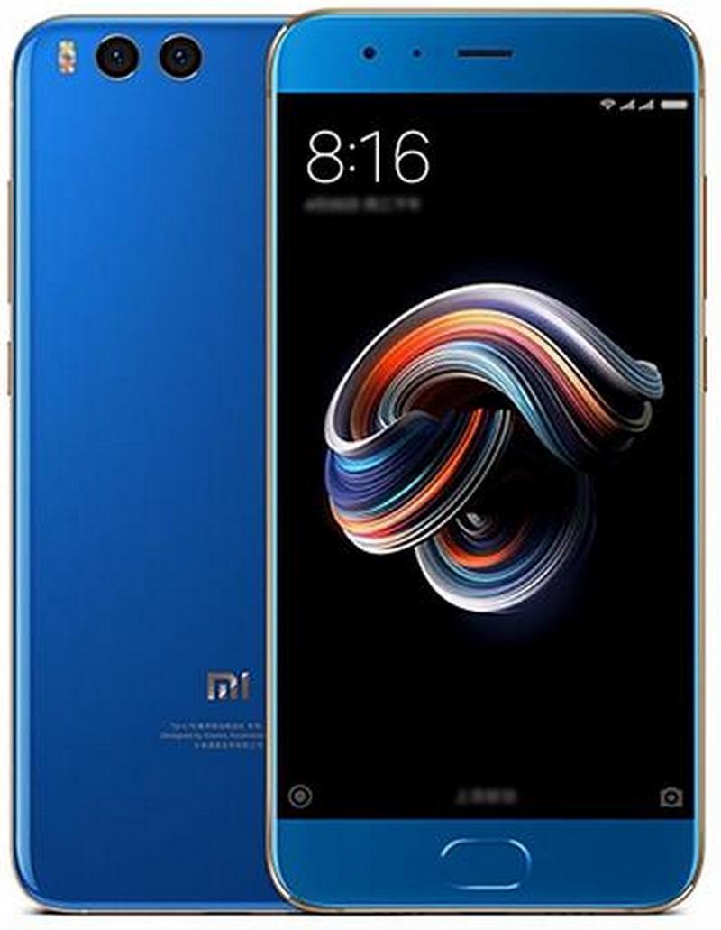XIAOMI Mi Note 3 6/64 Blue