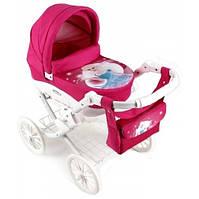 Игрушечная коляска для кукол Adbor Lily White (Принцесса)