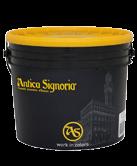 Финишное покрытие на основе акрила FINITURA ANTICA (Antica Signoria)