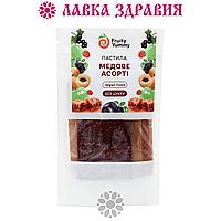 """Пастила фруктовая """"Медовое ассорти"""", 40 г, ФрутиЮмми"""