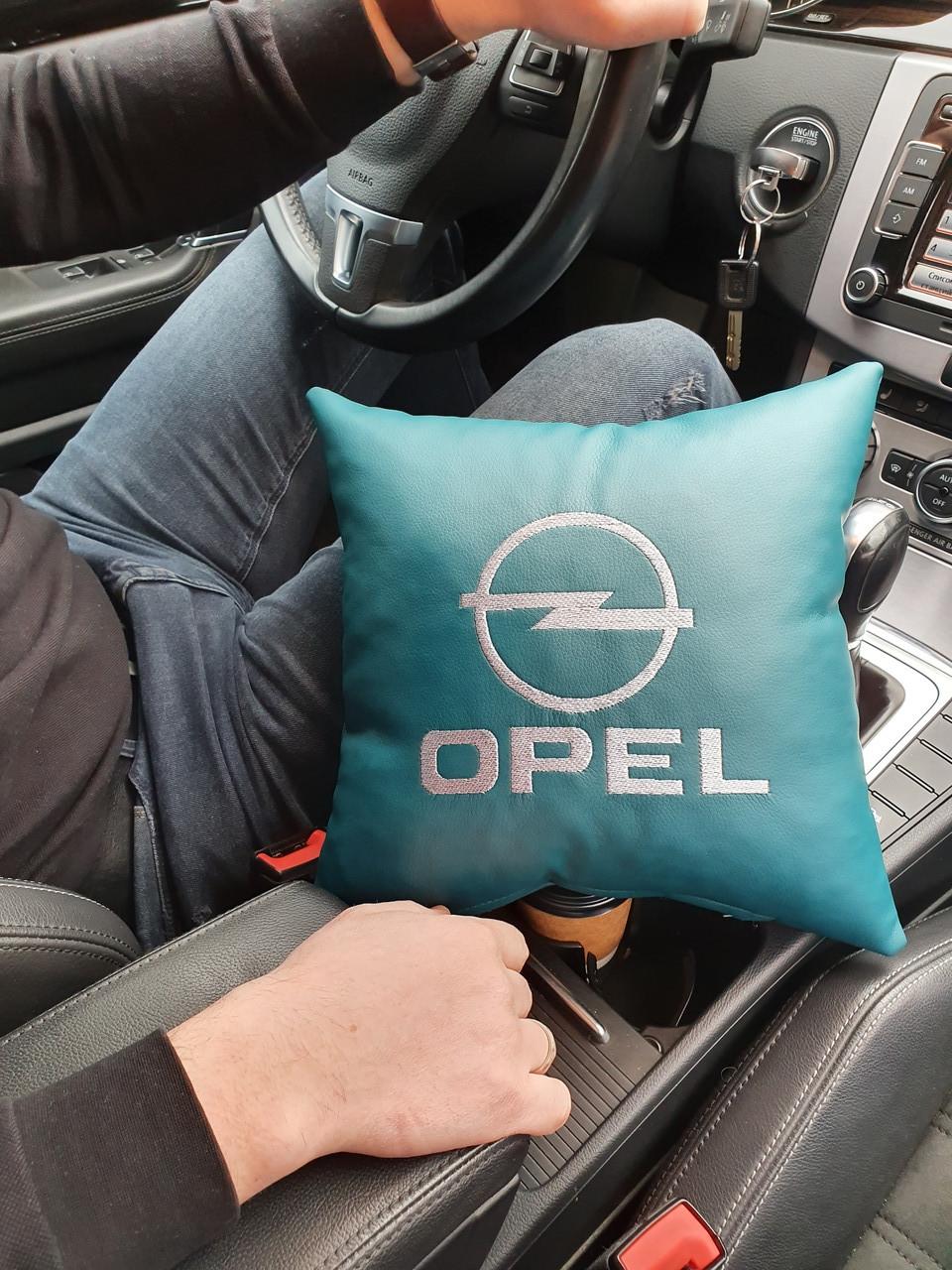 """Автомобильная подушка """"Opel"""""""
