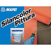 Силіконова фарба Mapei Silancolor Paint 20кг