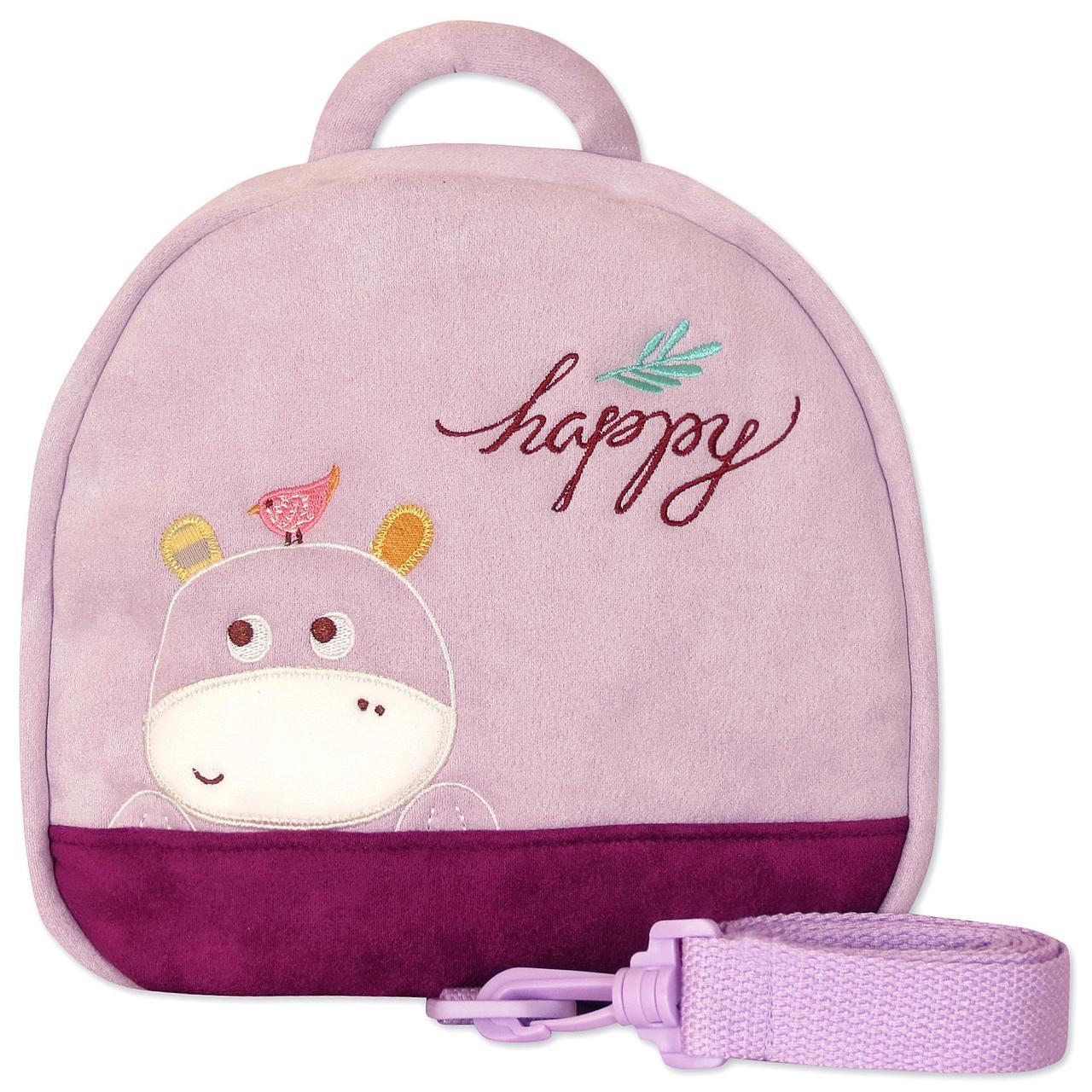 Рюкзак Счастливый бегемот