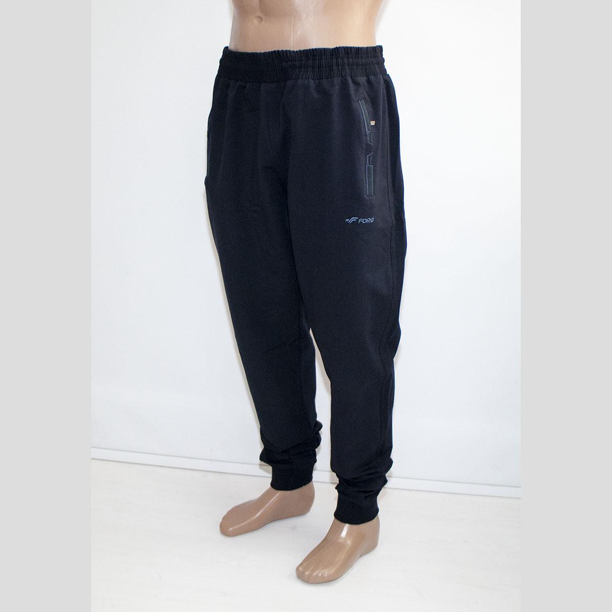 Мужские спортивные штаны под манжет большого размера тм. FORE