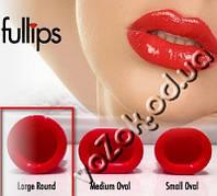 Увеличитель губ плампер помпа для губ Fullips Lip Enhancers Фуллипс большой круглый large round, фото 1