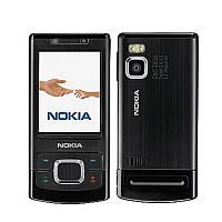Мобильный телефон Слайдер (Ротатор) Nokia 6500 S черный