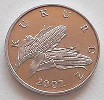 Хорватия 1 липа 2007
