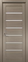 Межкомнатная дверь «Папа Карло» CP-514 (застекленная)