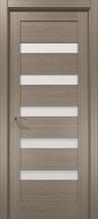 Межкомнатная дверь «Папа Карло» CP-502 (застекленная)