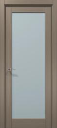 Межкомнатная дверь «Папа Карло» CP-01 (застекленная)
