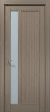 Межкомнатная дверь «Папа Карло» CP-03 (застекленная)