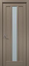 Межкомнатная дверь «Папа Карло» CP-06 (застекленная)