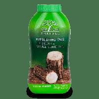 Освежающий тальк для тела De Leaf Thanaka Refreshing Talcum Powder 200 г