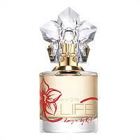 Life Парфюмерная женская вода Avon для Нее Ейвон лайф Эйвон лайф Кензо Avon (50 мл)