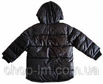 Куртка для мальчика Old Navy (теплая), черная, 5 лет, фото 3