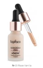 Тональна основа Topface Sensitive Mineral PT565 (1-6)
