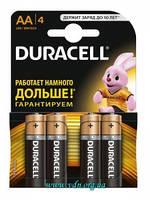 Батарейка DURACELL АА Basic 1.5V LR6   4 шт/уп