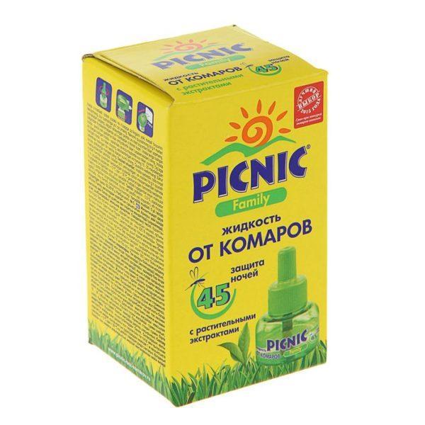 Жидкость от комаров Picnic Family 30 мл