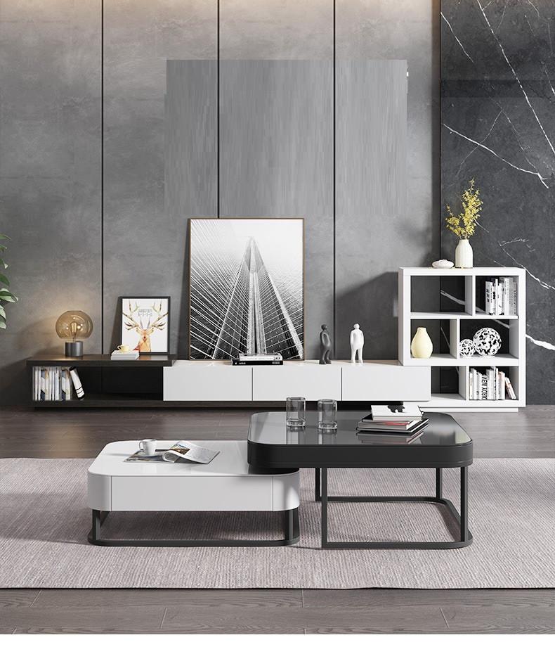 Мебель для дома. Журнальный столик, ТВ-шкаф, боковой шкаф. Модель RD-816