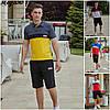 Р 48-54 Чоловічий спортивний костюм з шортами 21632