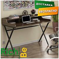 Металлическая мебель в стиле Лофт L-10 Орех Модена