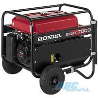 Бензиновый генератор Honda ECMT 7000 K1 GV