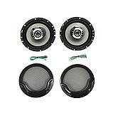 Автомобильные динамики 16см 750 Вт Pioneer TS-G1642R (автомобильная акустика колонки Пионер 16см 750Вт), фото 5