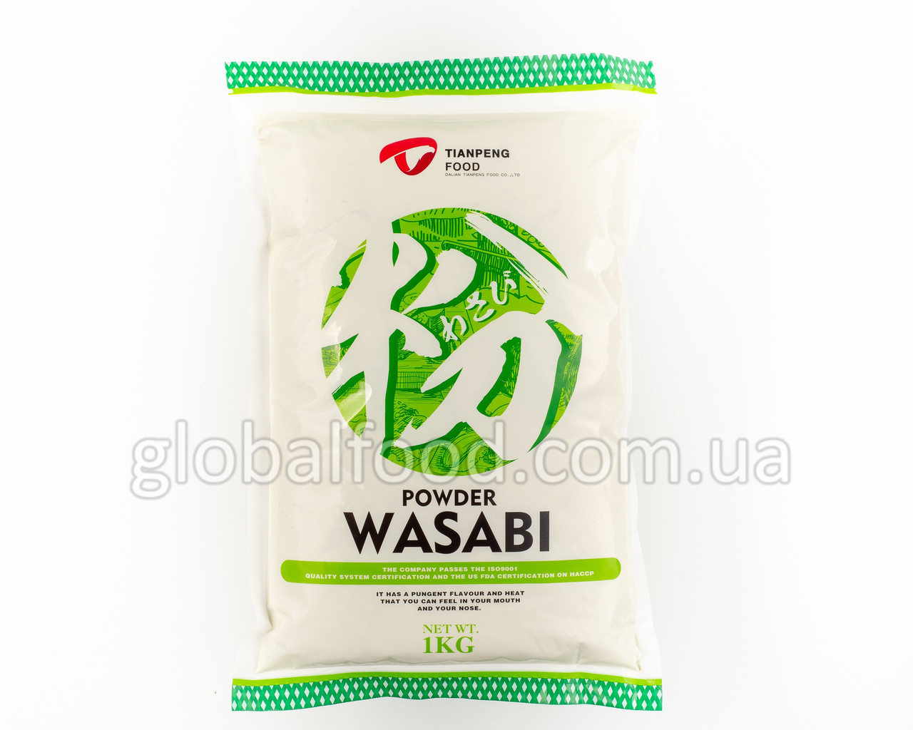 Васаби Сухой Порошок Yamato (острый) (1 кг.)