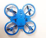 Квадрокоптер BR14 с управлением жестами, синий, фото 3