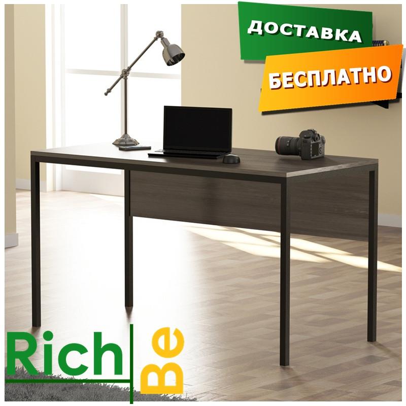 Металлическая мебель столы в стиле лофт L-2p  Дуб Палена
