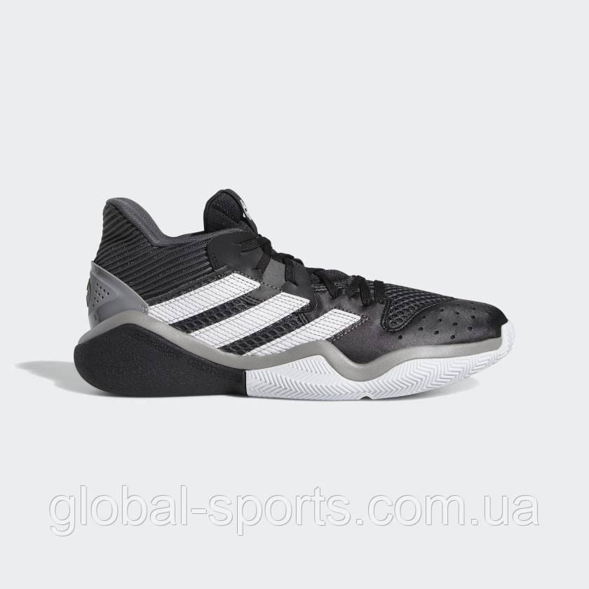 Мужские баскетбольные кроссовки Adidas Harden Stepback (Артикул:EF9893)