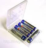 Футляр кейс коробочка для аккумуляторов AA AAA, фото 2
