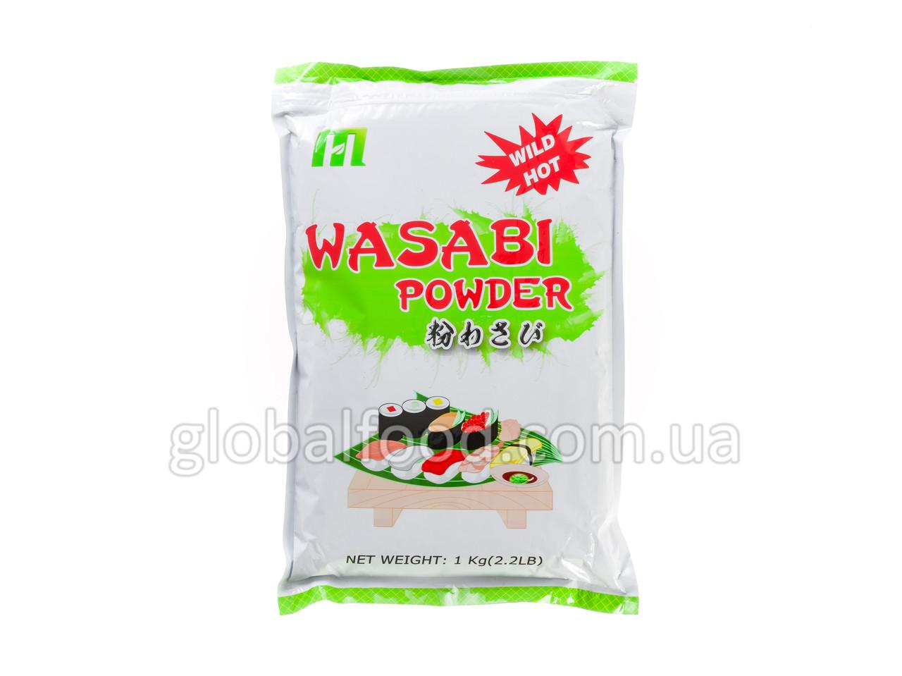 Васаби Сухой Порошок Hoshi 1 кг