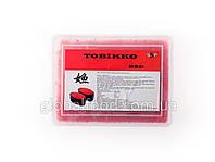 Икра Тобико Красная Замороженная SAP (0,5 кг.)