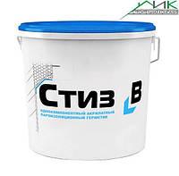 СТИЗ-В. Акриловый герметик для изоляции внутреннего шва оконного блока (7 кг)