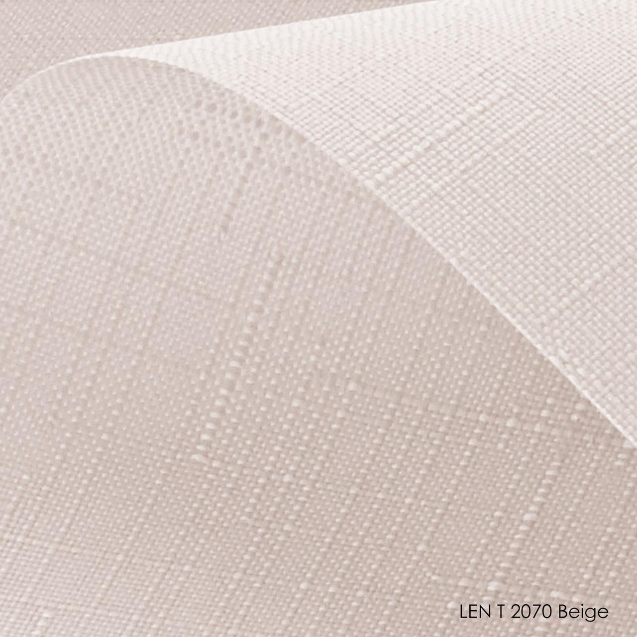Тканевые ролеты Len T-2070 beige