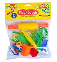 """Набор инструментов для лепки """"Play-Dough"""", формочки для лепки пластилином, игровой набор для детей"""