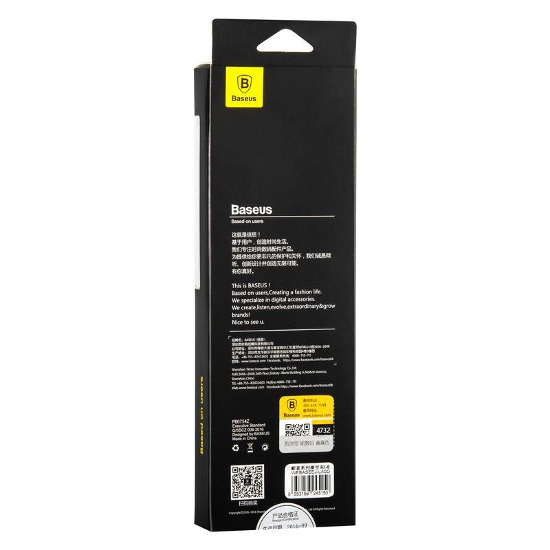 HF MP3 Baseus EL-01 Lark Series Wired (WEBASEEJ-LAOG) Grey
