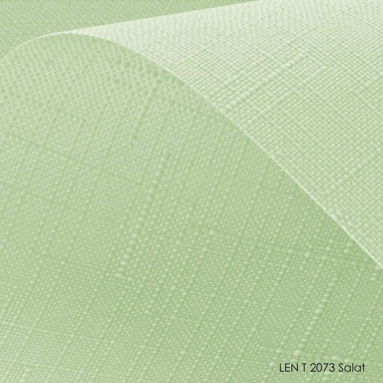 Тканинні ролети Len T-2073 salat