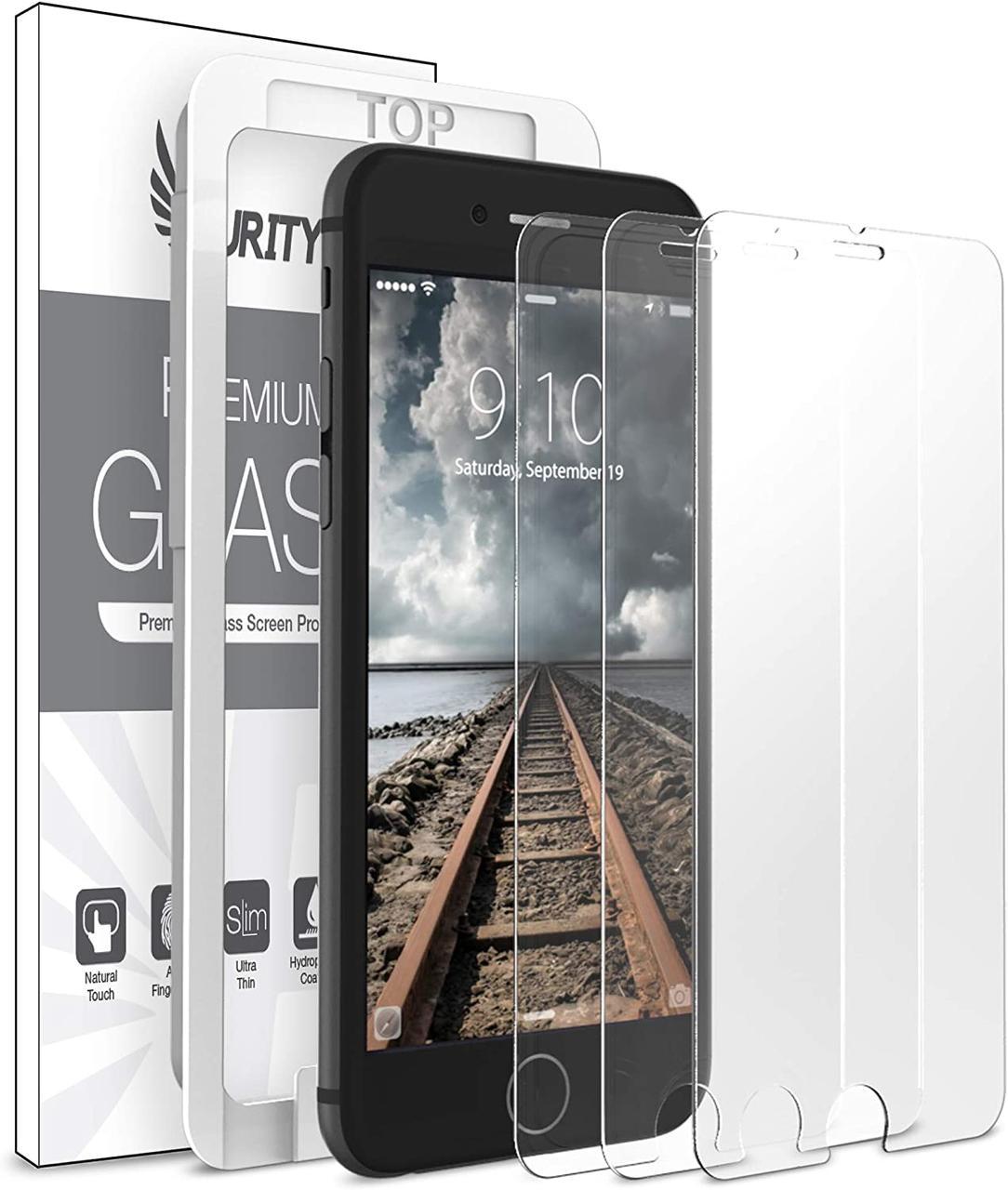 Защитное стекло Purity для iPhone 8 / iPhone 7 / SE 2020