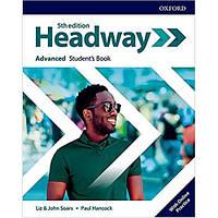 Headway 5th Edition Advanced SB SRC PK, фото 1