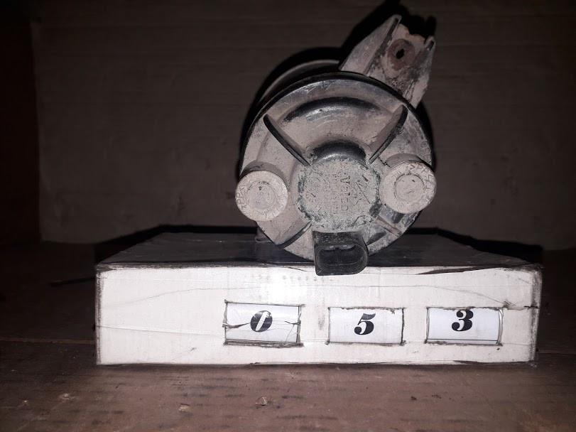 №47 Б/у фара противотуманная левая для VW Sharan 2000-2010