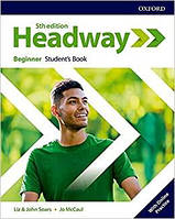 Headway 5th Edition Beginner SB SRC PK, фото 1
