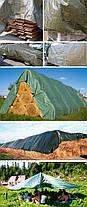 Тент плетеный армированный Tarpaulins 90 г/м², фото 3