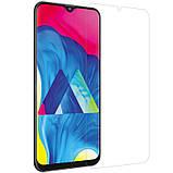 Защитное стекло Nillkin (H) для Samsung Galaxy M20, фото 3