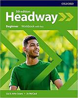 Headway 5th Edition Beginner WB WITH KEY