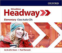 Headway 5th Edition Elementary CLASS AUD CDs
