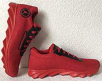 Мужские летние кроссовки сетка легкие Jordan  40,41,42,43,44,45, фото 1