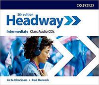 Headway 5th Edition Intermediate CLASS AUD CDs